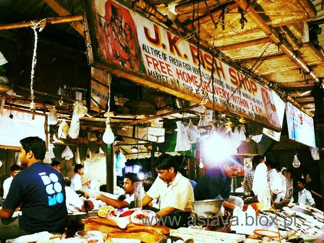 Delhi targ rybny 1