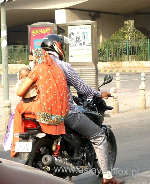 delhi ulica 1