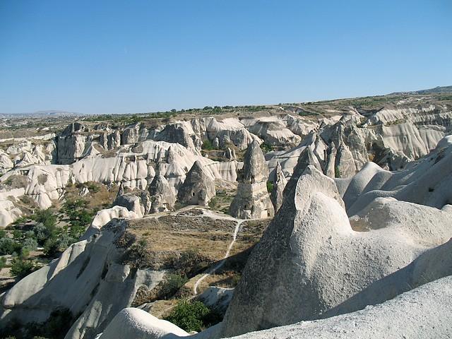 Kapadocja - Dolina Gołębi