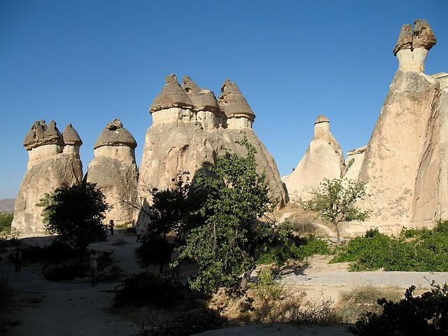 Kapadocja - Paşabağ