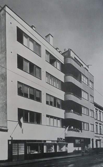 apartment-house