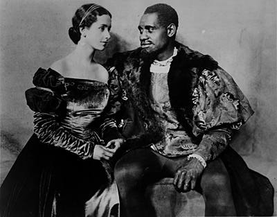 Peggy Ashcroft i Paul Robeson