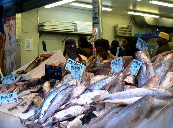 ryby we Francji