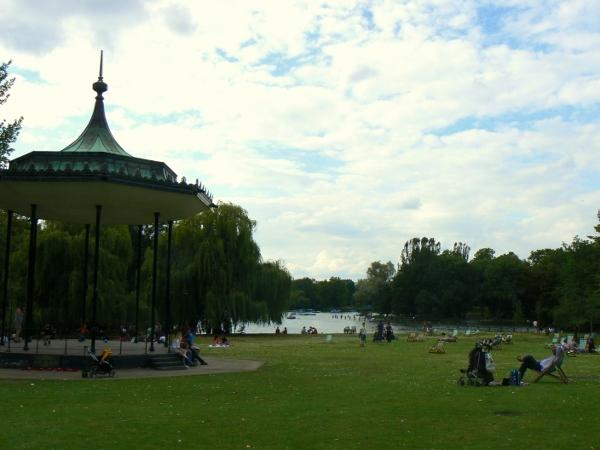 Regent's Park 12
