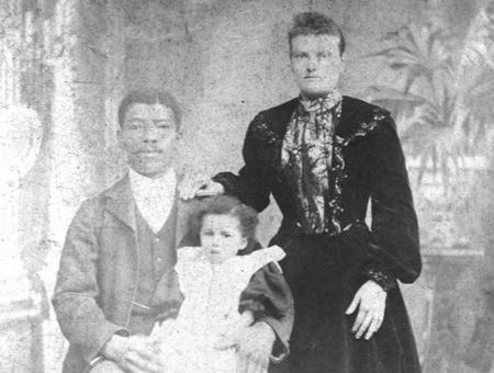 rodzina, 1916