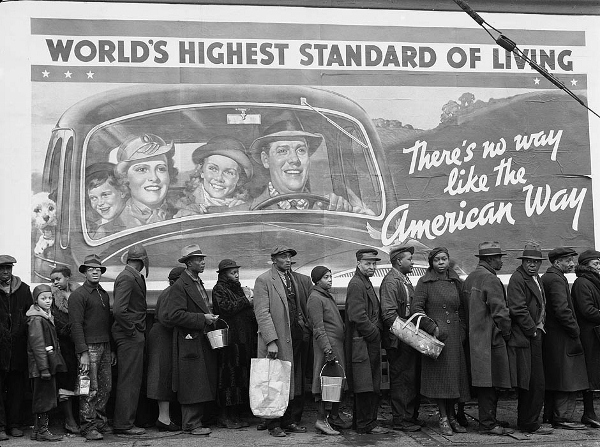 Margaret Bourke-White, 1937, Kentucky, USA