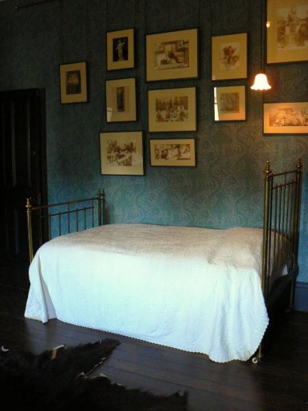 sypialnia Leightona