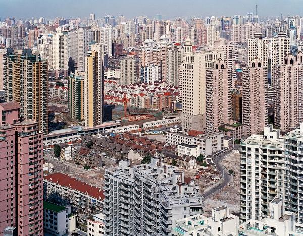 Urban Renewal, 2004, Edward Burtynsky