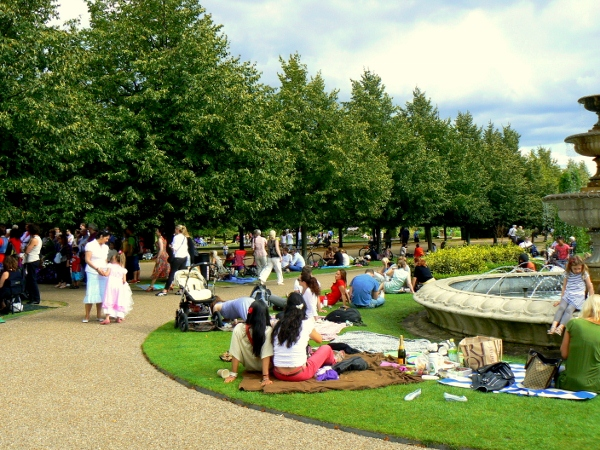 Regent's Park 6