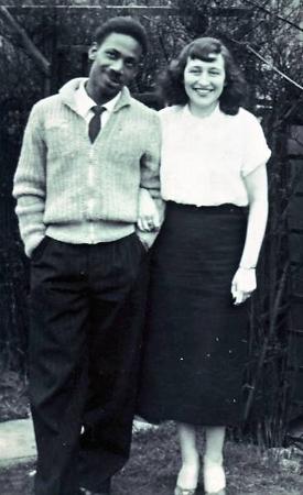 Mary, zydowka i Jake, poczatek lat 50.