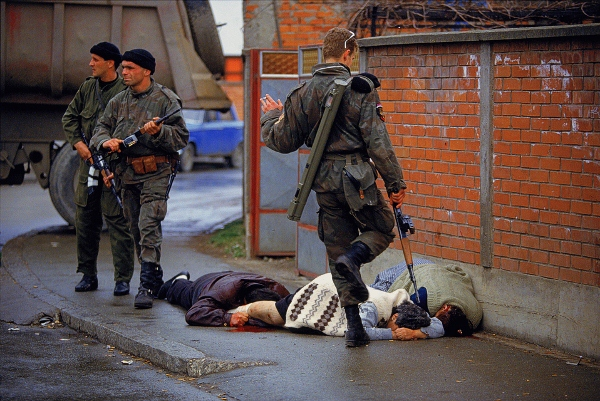 Bosnia and Hercegovina, 1993, Ron Haviv