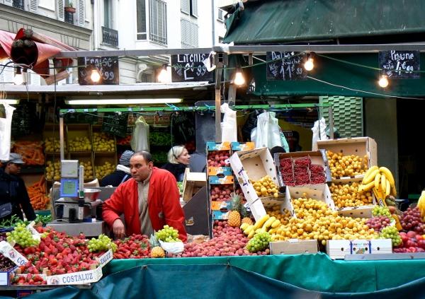 rynek paryski