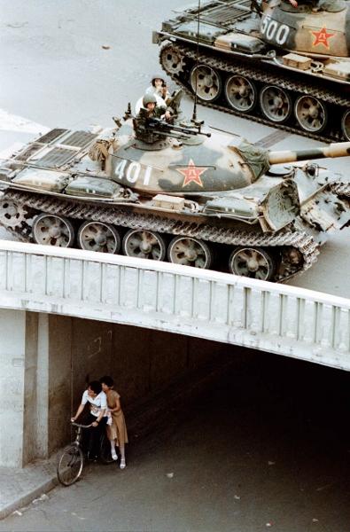 Liu Heung Shing, Beijing 1989