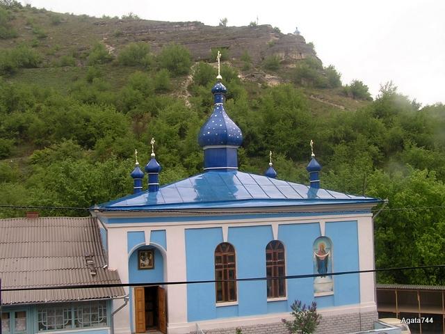Monastyr Saharna