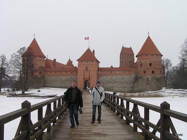 Troki, zamek
