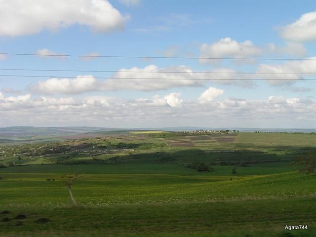 Mołdawia, krajobrazy