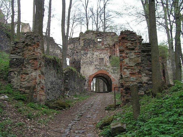 Zamek Gryf