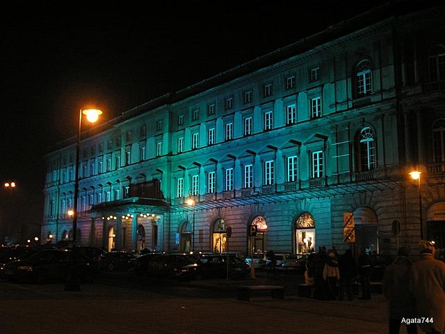 Krakowskie Przedmieście - Hotel Europejski