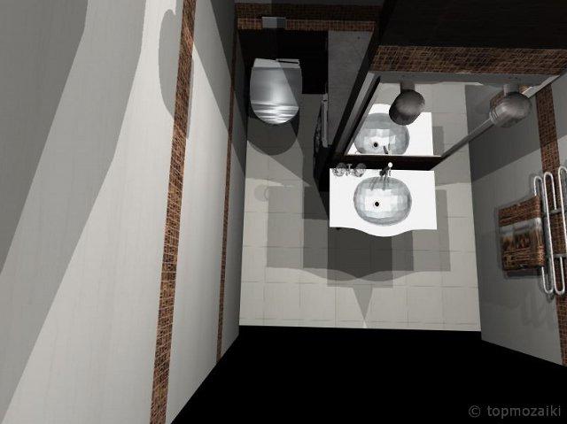 pomys na ma azienk zdj cia na fotoforum. Black Bedroom Furniture Sets. Home Design Ideas