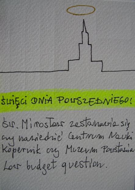 SWIECI DNIA POWSZEDNIEGO sw.Miroslaw
