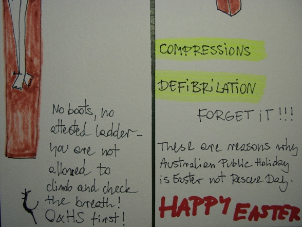 Easter cartoon IV