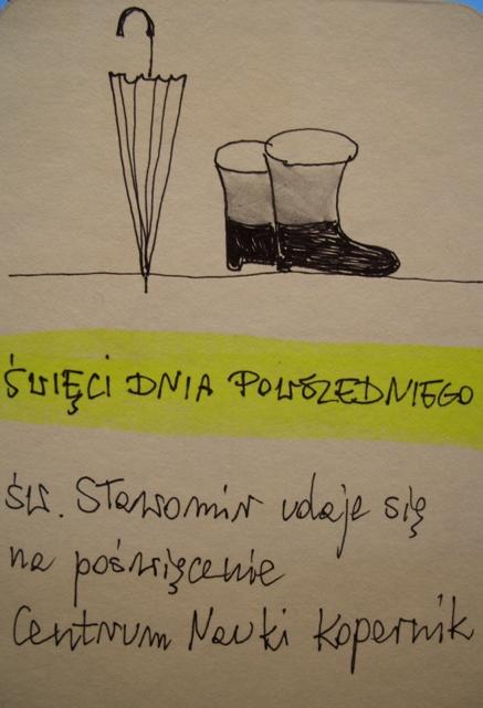 SWIECI DNIA POWSZEDNIEGO sw.Slawomir