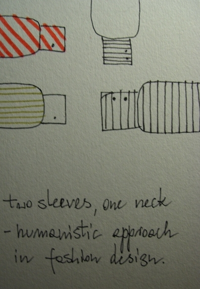 humanistic approach in fashion design