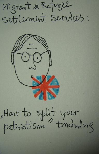 How to split your patriotism