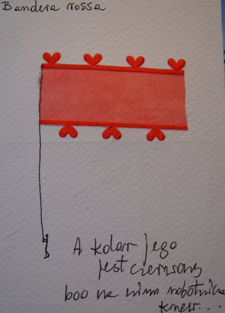 Bandera rossa