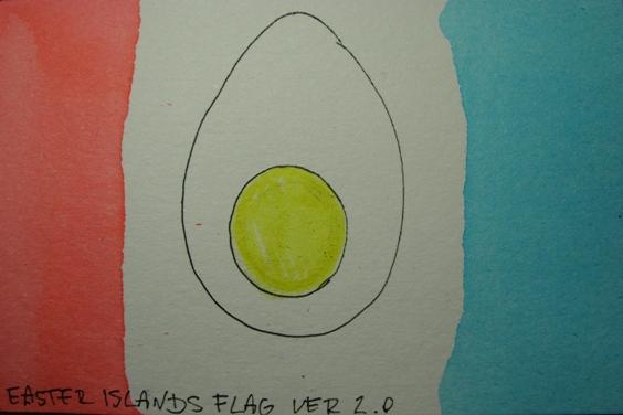 Easter Islands flag ver 1.0