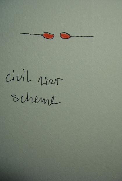 civil war scheme