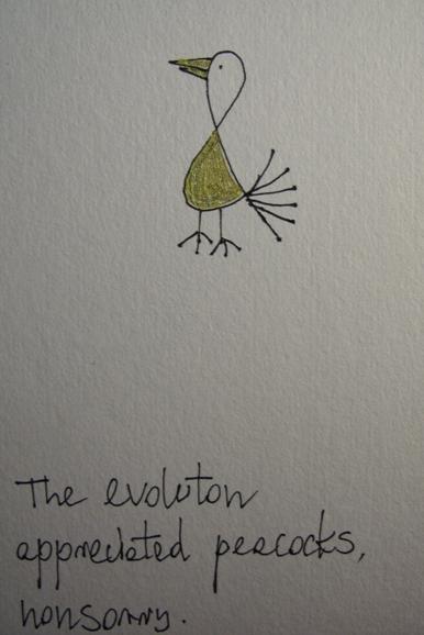 evolutionary not passed
