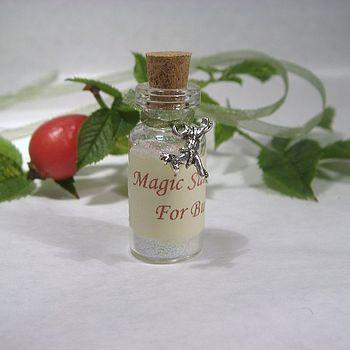 magiczny pył świętego mikołaja