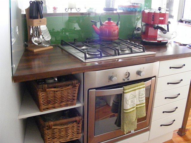 Biała kuchnia  Ikea  Wystarczająco Dobra Pani Domu   -> Kuchnia Ikea Adel