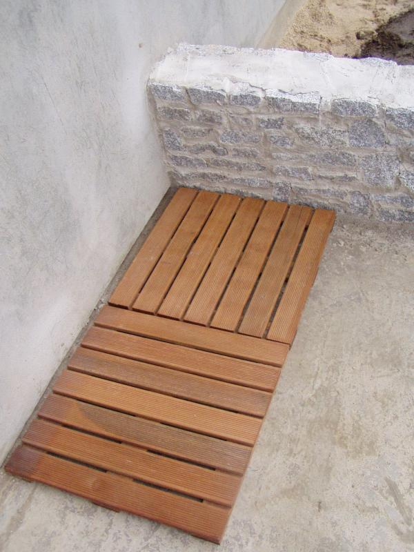 Ekonomiczny Sposob Na Taras Podesty Drewniane Podłogi