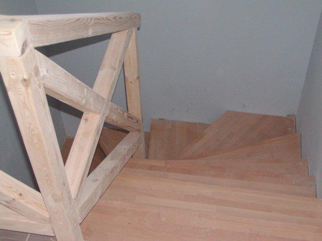 Jak Samemu Zrobic Stopnie Drewniane Na Schodach Betonowych