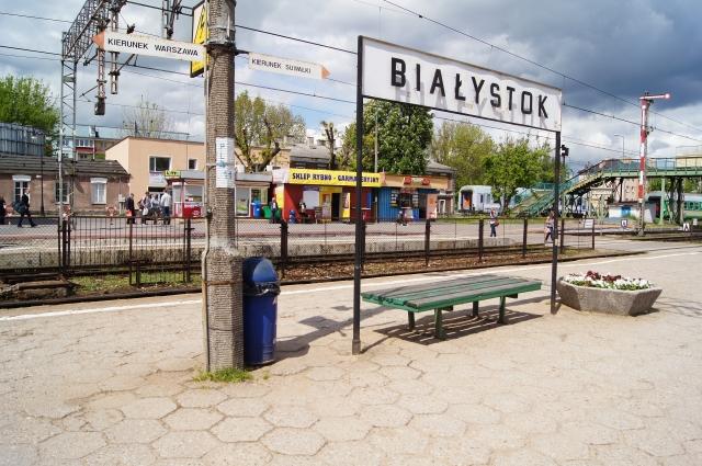 Białystok - dworzec
