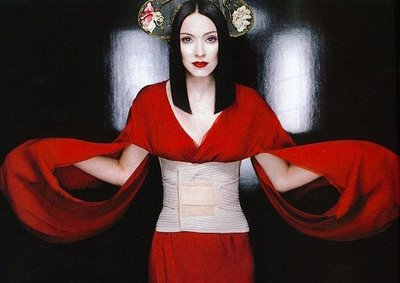 madonna geisha