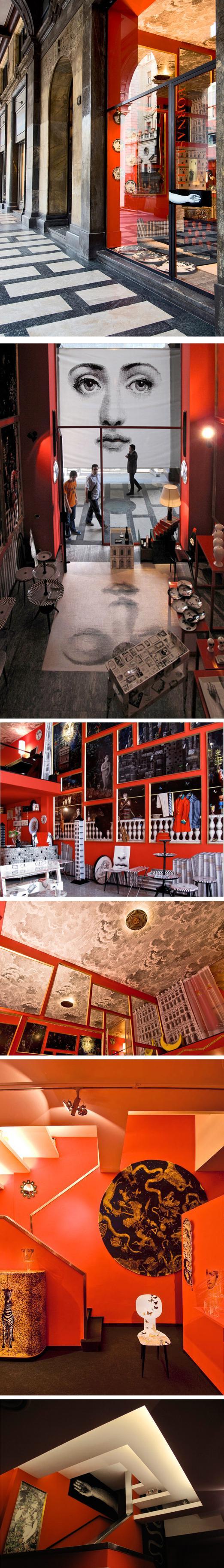 fornasetti boutique