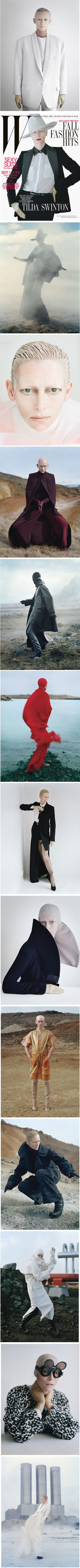 tilda swinton tim walker