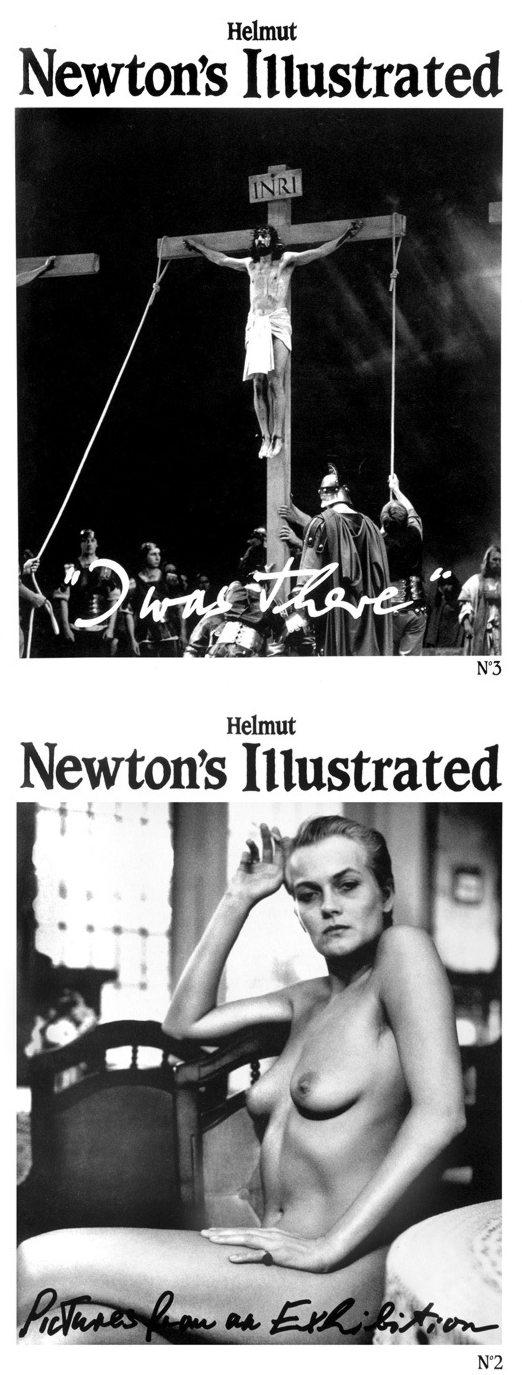 newtons illustrated