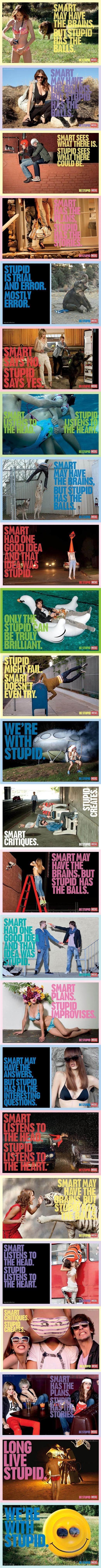 diesel be stupid
