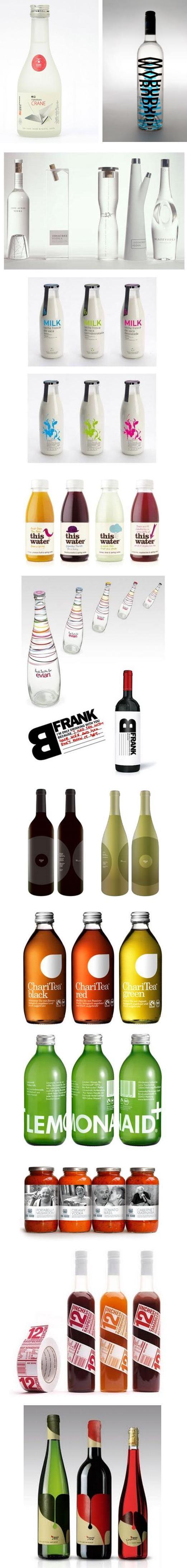 bottles design