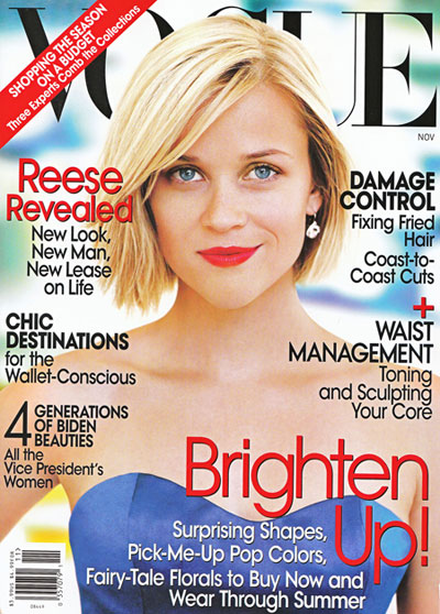 vogue US reese