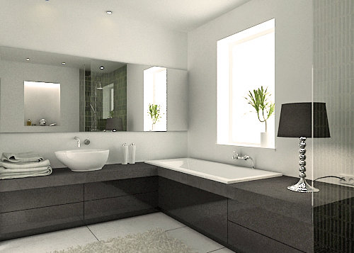 nowoczesna azienka zdj cia na fotoforum. Black Bedroom Furniture Sets. Home Design Ideas