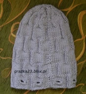 czapka - finisz
