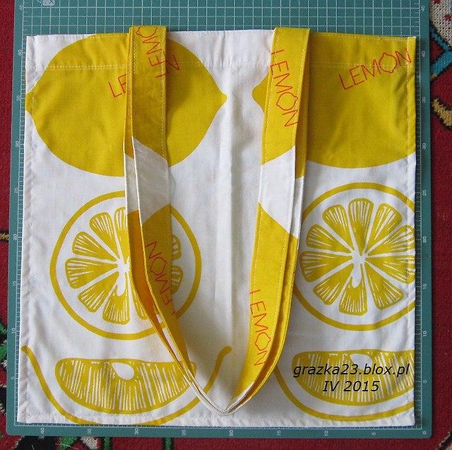 torba w cytrynach