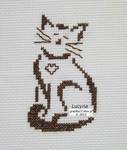 kotek Lucyny