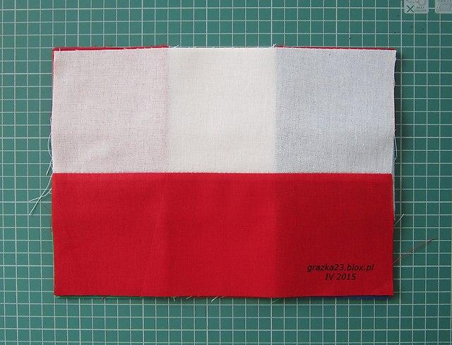 flagi na gromadce