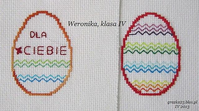 Weronika IV, 8, 9